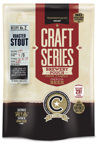 Mangrove Jack´s CS Roasted Stout
