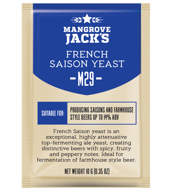 M29 French Saison by Mangrove Jack´s