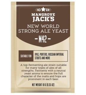 M42 New World Strong Ale by Mangrove Jack´s
