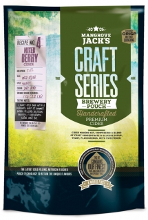 Mangrove Jack´s CS Mixed Berry Cider